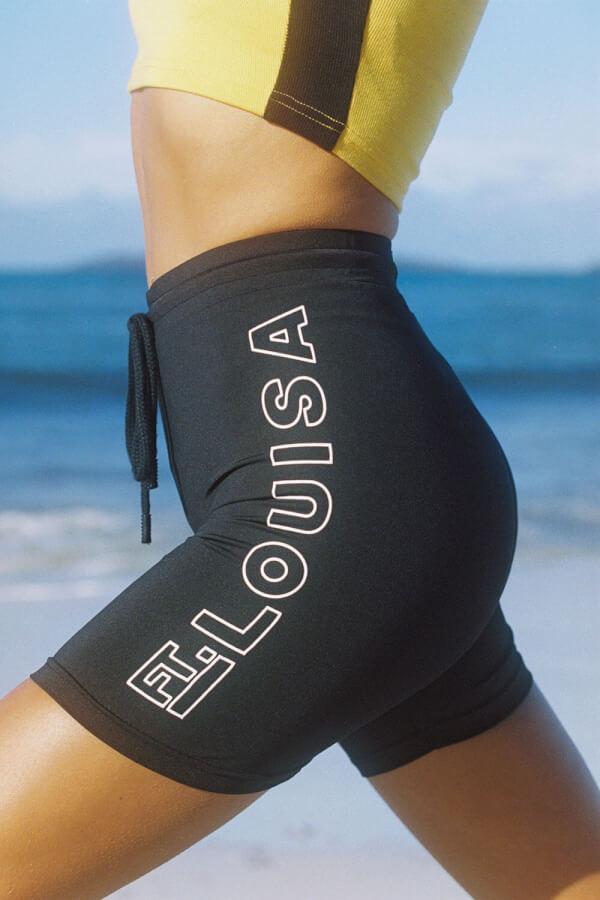 Nero Bike Shorts