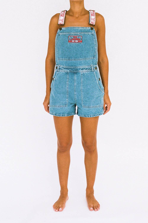 bottoms ft overalls   blue denim 11