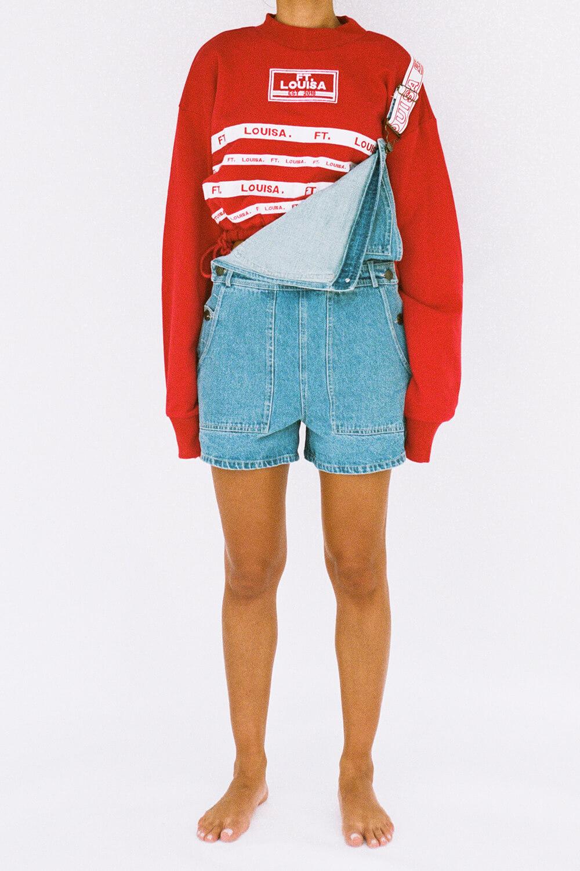 bottoms ft overalls   blue denim 12